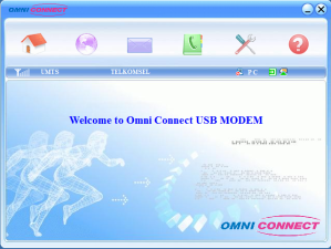 Klik setting ( icon obeng ) >> network setting >> Config file